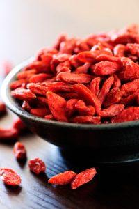 O Poder de Cura do Goji Berries