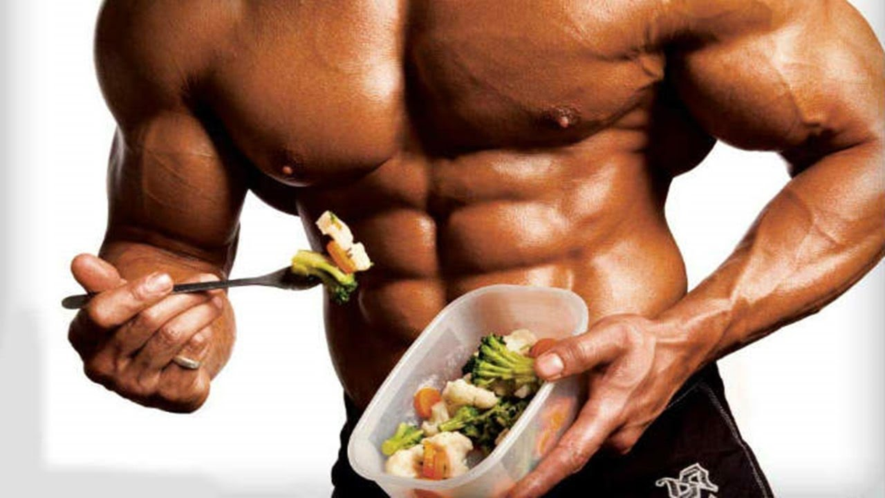 dieta muscular