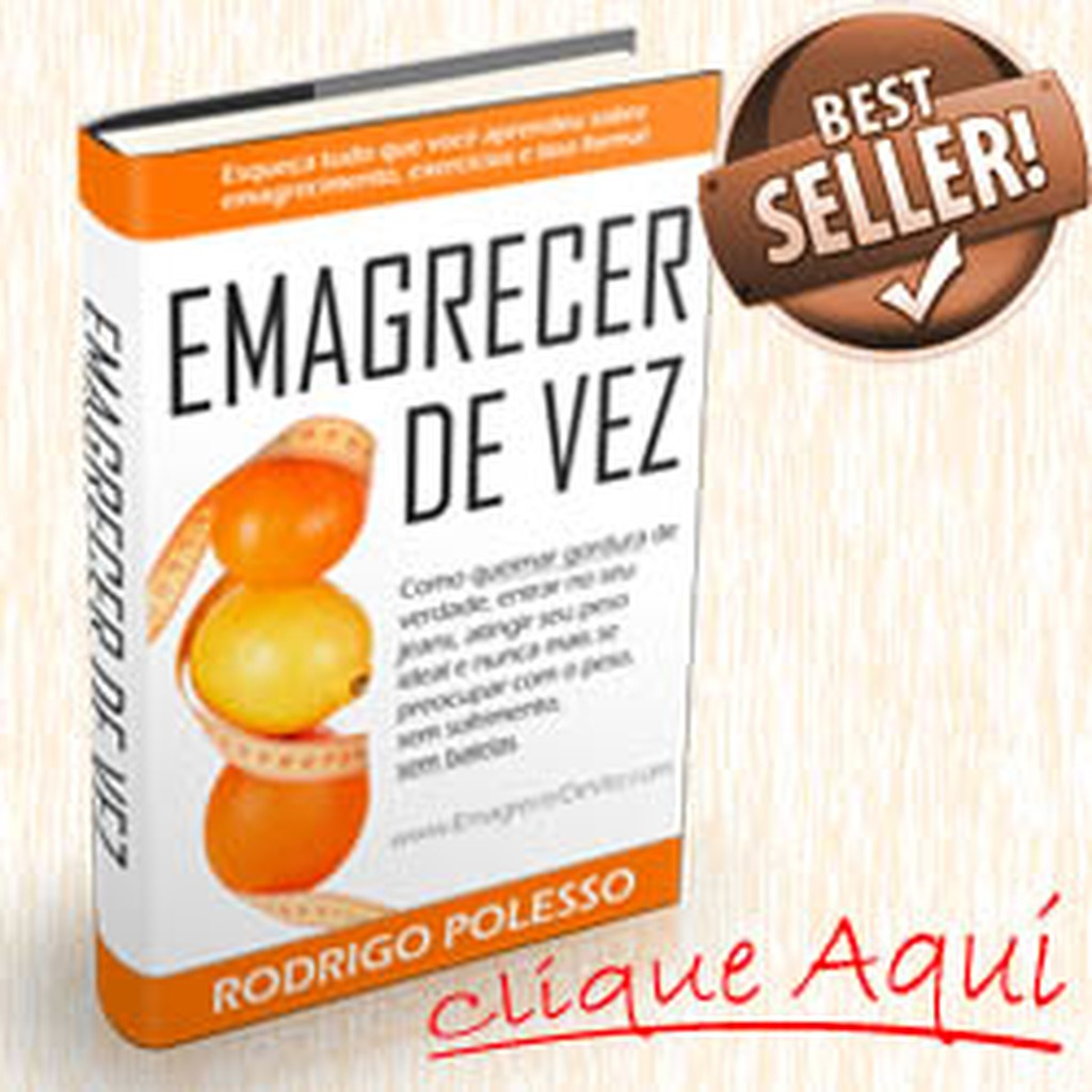 ebook emagrecer de vez