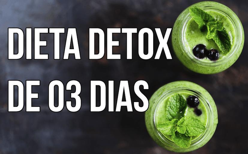 dieta dos 3 dias