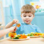 alimentos que devem ser incluidos no cardapio das criancas